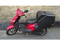 TGB 50cc Delivery Scooter