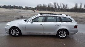 BMW E61 525D full leather