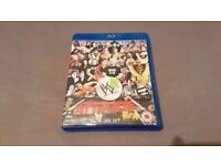 WWE Attitude Era Blu Ray DVD