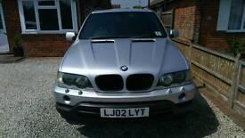 BMW X5 Diesel Sport Sat Nav