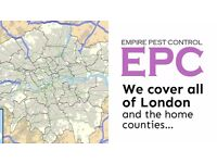 EMPIRE PEST CONTROL LONDON | 24 HOUR EXPERT LOCAL SERVICES