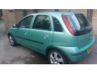 Vauxhall Corsa 1.2i 16V Energy 5dr looking for a new home
