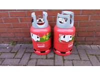 Calor lite gas bottles 6kg