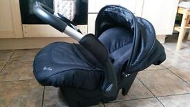 Silver Cross car seat 0-13kg