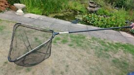 EXTENDABLE FISHING NET