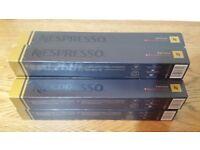 Nespresso Volluto Decaffeinato Capsules x 80 (8 packs x 10)