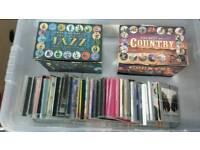 Cds plus 2 box sets