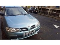 Nissan Almera 1.5 Twister 5 Door Hatchback Petrol Manual Green with CD Player with Bluetooth and Aux