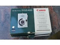 Canon ixus ACCESSORIES ONLY