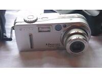 Sony DSC-P7 Cyber-shot 3.2MP Digital Camera w/ 3x Optical Zoom
