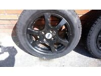 Ford Alloys and Tyres 4 x 108 pcd 15 inch