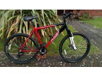 Apollo Phaze Mountain Bike Disc Brakes £55