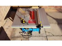 """Clarke Woodworker Table Saw Model CTS11 10"""" (254mm)"""