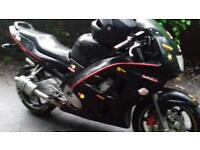 1998 Honda cbr 600f 37.000 swaps or px welcome