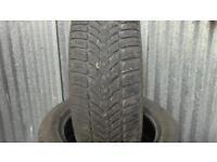 205/55/16 part worn winter tyres...