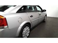★ 04 Vauxhall vectra ls 1.8 petrol silver ★