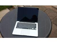 macbook pro 2013 a1425 retina i5 8gb 256ssd 721 cu