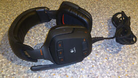 Logitech G35 7.1 surround headset as new