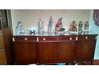 Sideboard - Queen Anne style