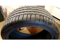 255 35 R18 Run Flat Tyre