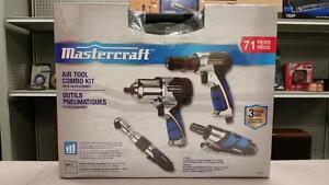 Mastercraft 71 Piece Air Tool Kit
