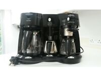 Morphy Richards - Mr Cappuccino Coffee Machine (Model #47010)