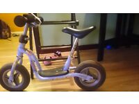 Balance bike up to 3years old