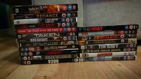 Dvd for sale as a bundle