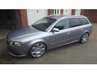 For sale Immaculate Audi A4 2005 Plate