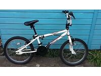 Hi Ten Steel BMX Bike 20- inch