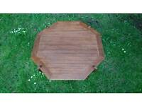 A quality vintage retro teak table!