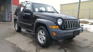 ***2006 JEEP LIBERTY 4X4***CALL OR TEXT NOW 403-550-2077***