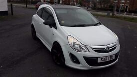 Vauxhall Corsa Limted Edition( LOW MILLAGE)
