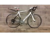 FULLY SERVICED FULL CARBON SPECIALIZED TARMAC EXPERT RACER BIKE