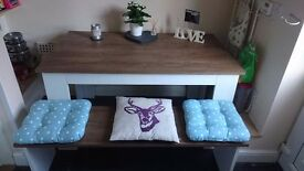 Kitchen table / bench