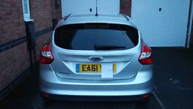 focus 61 plate low millage service history