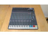 Soundcraft Spirit Folio SX Mixer