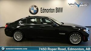 2014 BMW 7 Series 4dr Sdn 750i xDrive AWD