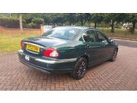 Jaguar X Type 2.1 v6 2003 11 months mot