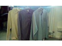 3 Long Sleeved Men's Shirts