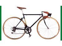 New Custom Road bike 700c Racer style with shamino fittings
