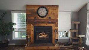 Antique Wall Board- Barn Board