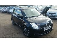 Suzuki Swift 1.3 GL 3dr, HPI CLEAR, GOOD CONDITION, LONG MOT, ALLOYS, DRIVES SMOOTH, P/X WELCOME