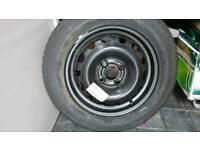 Car tyre continental. 175 65 r14