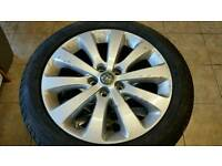 Vauxhall astra 2010-2016 17inch (215/50R17) Alloy Wheel