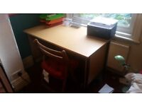 Large Office Desk, pick-up only (RRP £45)
