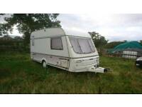 Swift challenger 400se 2 berth