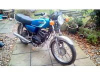 Yamaha RXS 100 (1990 H)