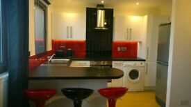 Newly Refurbished 2 Bed Flat in King St, Aberdeen