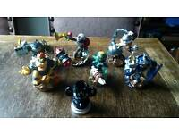 Skylanders Superchargers/Swap Force